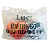 London Brush Company I Love Cleaning Brushes Brush Cleaning Kit