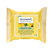 Dickinson's Witch Hazel Daily Cleansing Cloths - 25 ct