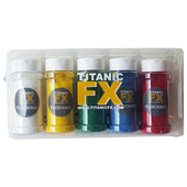 Titanic FX Flocking 5 Color Sample Pack