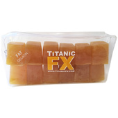 Titanic FX Prosthetic Gelatin 12 Cube - Fat Color