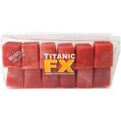 Titanic FX Prosthetic Gelatin 12 Cube - Muscle
