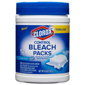 Clorox Control Bleach Packs - 12 ct