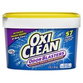 OxiClean With Odor Blasters Stain And Odor Remover - 3 lb