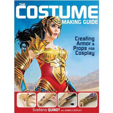 The Costume Making Guide by Svetlana Quindt aka Kamui Cosplay