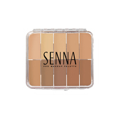 Senna Slipcover® Palette - Small Foundation: Light - Medium 1