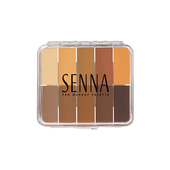 Senna Slipcover® Palette - Small Foundation: Medium - Dark 2