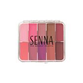 Senna Slipcover® Palette - Small Cheeky Blush: Matte & Glow 1