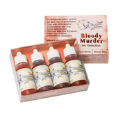 Bluebird FX Bloody Murder Ink Pack