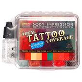 Jordane Total Tattoo Coverage Mini Palette - Finishing Touch