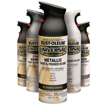 Rust-Oleum Paint & Primer Universal® Spray For All Surfaces - 12 oz