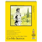 Bee Paper Co. Co-Mo Heavyweight Sketch Paper - 30 Sheet Pad