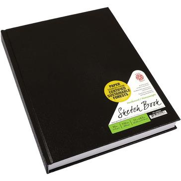 Pentalic Hardbound Heavyweight Sketch Book - 110 Sheets