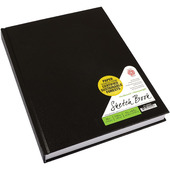 Pentalic Hardbound Heavyweight Sketch Book - 110 Sheets