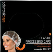 Betty Dain Colortrak XL Plastic Processing Caps  - 100 ct.