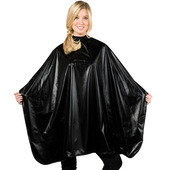 Betty Dain Grandeur Shampoo Cape - Black