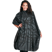Betty Dain Bleach-Proof All-Purpose Cape - Black
