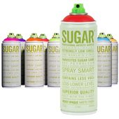 Sugar Professional Artists' Acrylic Aerosol Paint