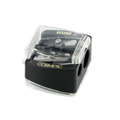 KUM 2-Hole Cosmetic Pencil Sharpener - 8mm and 12mm