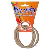 Smoothies Metal-Free Hair Elastics - 3 ct