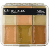 Sian Richards London Alco Colour Pro Palette - Oliva