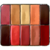 Sian Richards London Hydro-Proof Longwear Creme Pro Palette-Vida