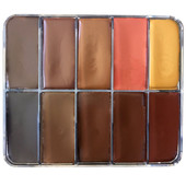 Sian Richards London Hydro-Proof Longwear Creme Pro Palette-Essence