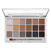 Kryolan Eye Shadow Variety 18 Color Palette - V3 (Natural)