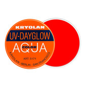 Kryolan Aquacolor UV-Dayglow - 8 ml