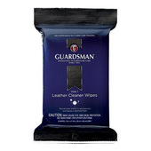 Guardsman Leather Cleaner Wipes - 20 ct