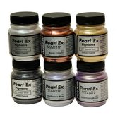 Jacquard Pearl Ex Powdered Pigments - .5 oz