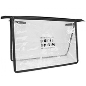 Paris Berlin Trousses - Transparent Bag - TR4