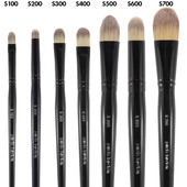 Paris Berlin Synthetic Brush - S Range