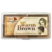 Skin Illustrator Palette - Hair Warm Brown