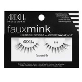 Ardell Faux Mink 814 Lashes w/ Knot-Free Invisiband