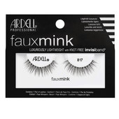 Ardell Faux Mink 817 Lashes w/ Knot-Free Invisiband