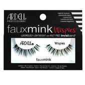 Ardell Faux Mink Wispies Lashes w/ Knot-Free Invisiband