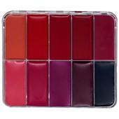Sian Richards London Dreamy Creamy 4K Lipwear Pro Palette-Vibrato