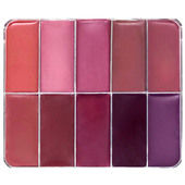 Sian Richards London Dreamy Creamy 4K Lipwear Pro Palette-Nudism