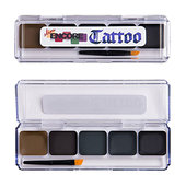 EBA Encore Slim Alcohol Palette - Tattoo Edition