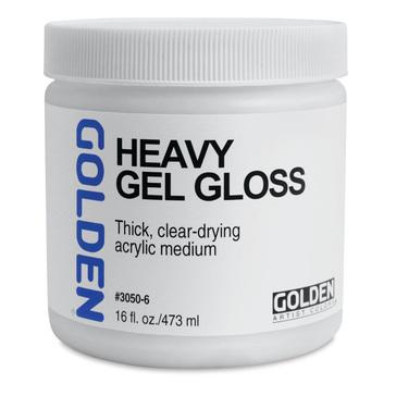 Golden Heavy Gel Gloss - 8 fl oz
