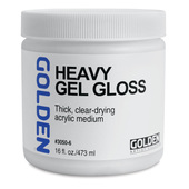 Golden Heavy Gel Gloss - 8 fl oz