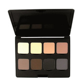 Numeric Proof Basic Matte Eyeshadow Palette