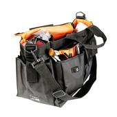 Numeric Proof Set Bag Orange & Black