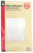 "DRITZ REGULAR WEIGHT Stitch Witchery  Fusible Web 18""x36"" SHEET"