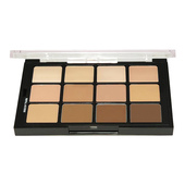 Ben Nye Studio Color Creme Palette - Essential MatteHD Foundation