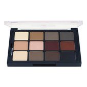 Ben Nye Studio Color Pressed Palette - Essential Eye Shadow
