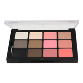Ben Nye Studio Color Pressed Palette - Classy Chic Eye & Cheek