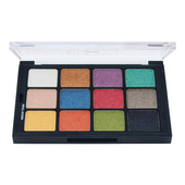 Ben Nye Studio Color Pressed Palette - Modern Brights Pearl Sheen