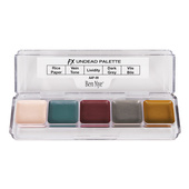 Ben Nye Alcohol Activated 5 Color FX Palette - Undead