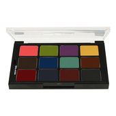 Ben Nye Creme FX Palette 12 Color - Essential